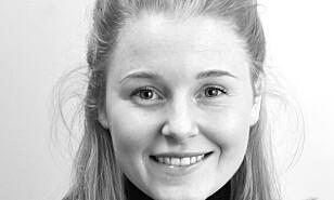HOLDT SEMINAR: Ingrid Vatnar Olsen. Foto: Menneskeverd