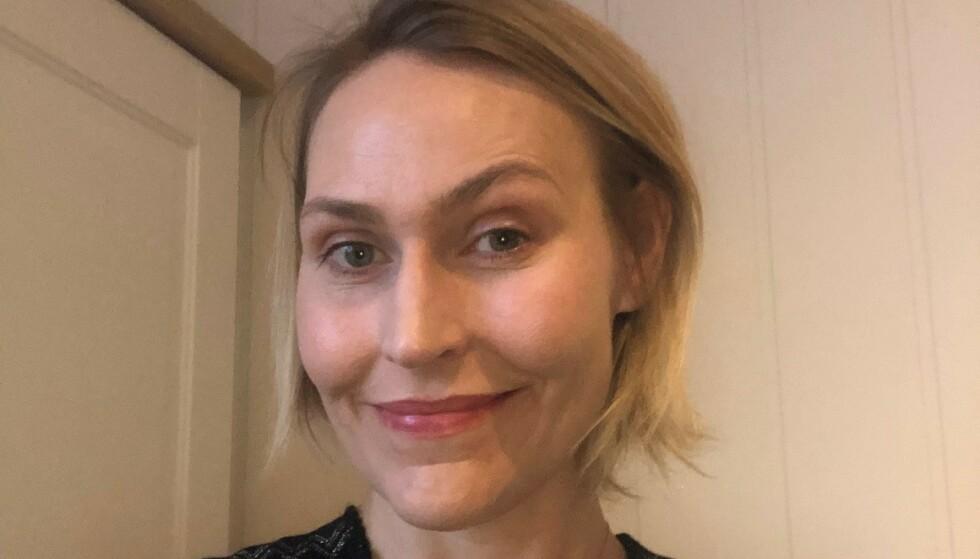 SJOKKERT: Marianne Yndestad i Stathelle reagerte sterkt da sønnen kom hjem og fortalte fra et konfirmantseminar om abort i Langesund kirke. Foto: Privat