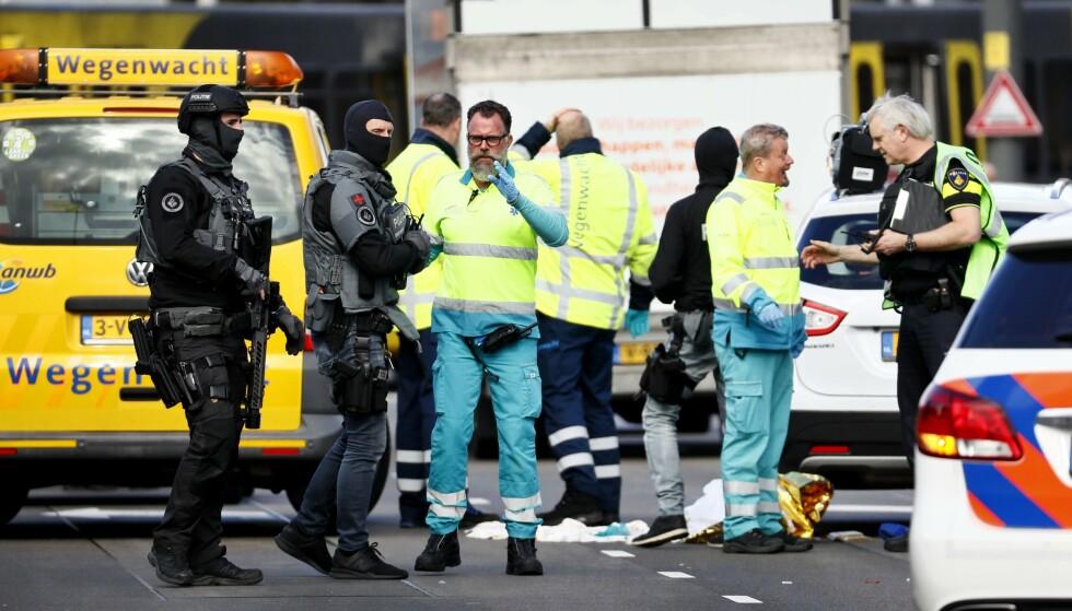 Foto: Robin van Lonkhuijsen / ANP / AFP / NTB Scanpix