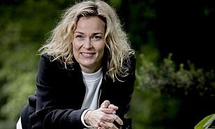 PÅ PLASS: Line Verndal er med i det nye norske dramaet, som er klar for Netflix neste år. Foto: Dagbladet