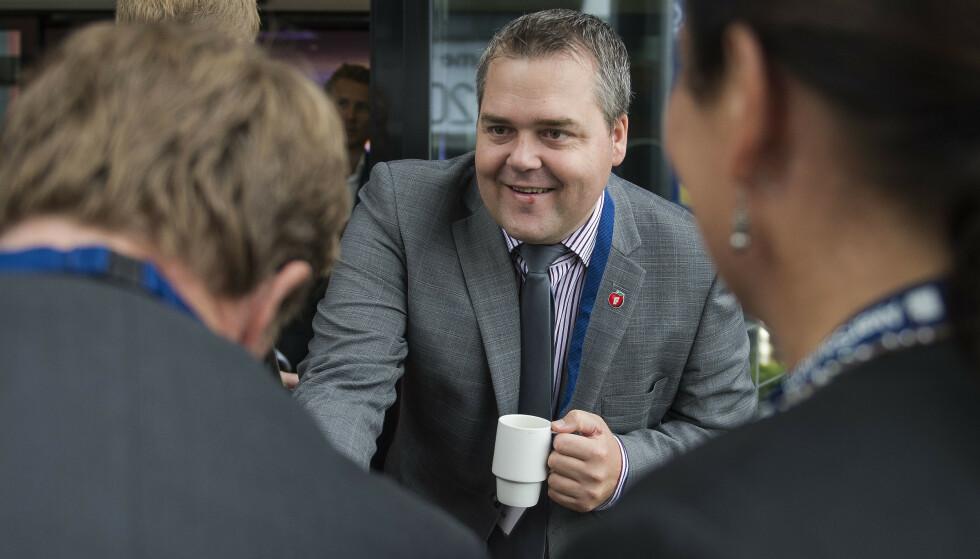 FEIL: Å tillate klimaskulking er feil, mener leder av Stortingets utdanningskomité, Roy Steffensen (Frp): Foto: NTB Scanpix
