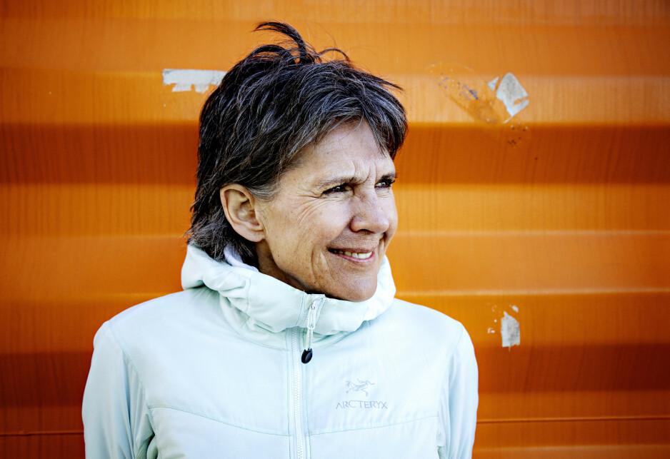 RØD FARE: Kjærlighetssorg kan være dødelig, og kvinnehjerter er langt mer utsatt enn menn sine, viser ny, norsk forskning. Marit Figenschou stod stormen av, men måtte en lang og brutal tur i kjelleren, da kjærligheten tok slutt.