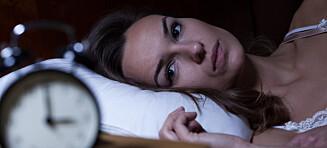 Så farlig er søvnmangel