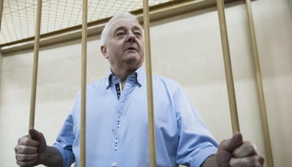 RETTSSAK: Frode Berg kan snart møte i Moskva byrett. Saken er nå klar til beramming. Foto: Henning Lillegård