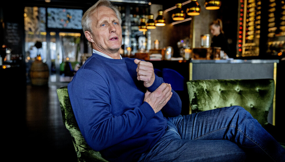 UKJENT DRAMA: Jørn Andersen møtte Dagbladet på en restaurant i Oslo og delte en ny, ukjent historie fra tiden som landslagstrener i Nord-Korea. Foto: Bjørn Langsem / Dagbladet