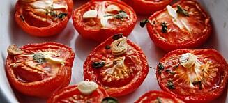 Slik skaper billige, bleike tomater sommer på kjøkkenet