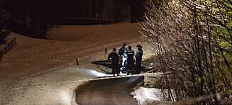 Politiet skjøt mann med øks i Akershus