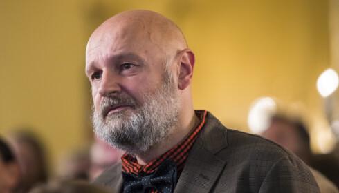 INSPIRERTE: Forfatter Erlend Loe inspirerte Pete Buttigieg til å lære seg norsk. Foto: Heiko Junge / NTB scanpix