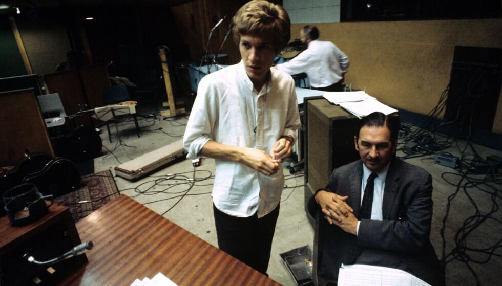 SOLO: Etter at «The Walker Brothers» gikk hver til sitt i 1967, satset Scott Walker på en solokarriere. Foto: NTB Scanpix