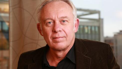 I BOKS: Petter Nome i drikkevareforeningen mener glassflasker er miljøverstingen.