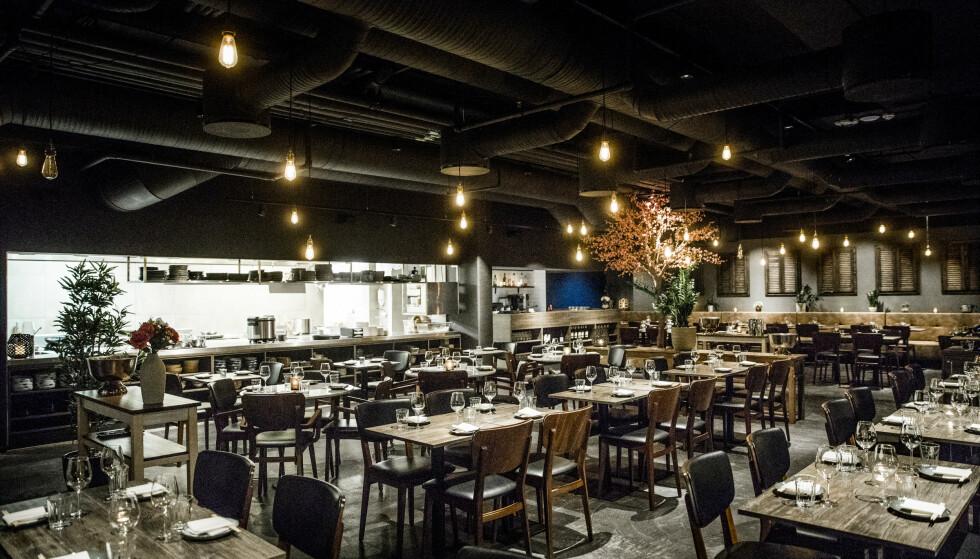 <strong>VINTER-VÅRRULLER:</strong> Utenfor sesong er det enklere å få plass på restaurantene på Sørenga. Foto: Christian Roth Christensen