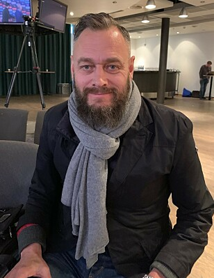 TV-PROFIL OG EKSPERT: Olof Lundh. Foto: Tore Ulrik Bratland