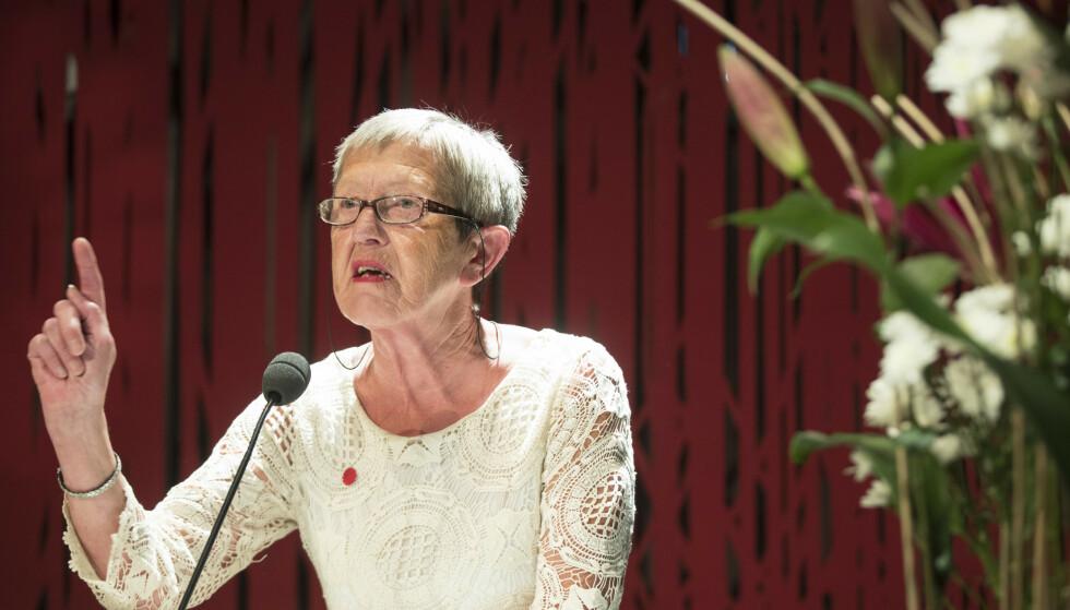 KRITISK: Krisesentersekretariatets leder Tove Smaadahl er kritisk til regjeringens nye handlingsplan mot voldtekt. Foto: Vidar Ruud / NTB scanpix