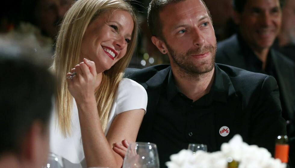 REFSES: Apple Martin, som er dattera til Gwyneth Paltrow og Chris Martin, kommer med skarp kritikk til mora etter Instagram-blemme. Foto: NTB scanpix