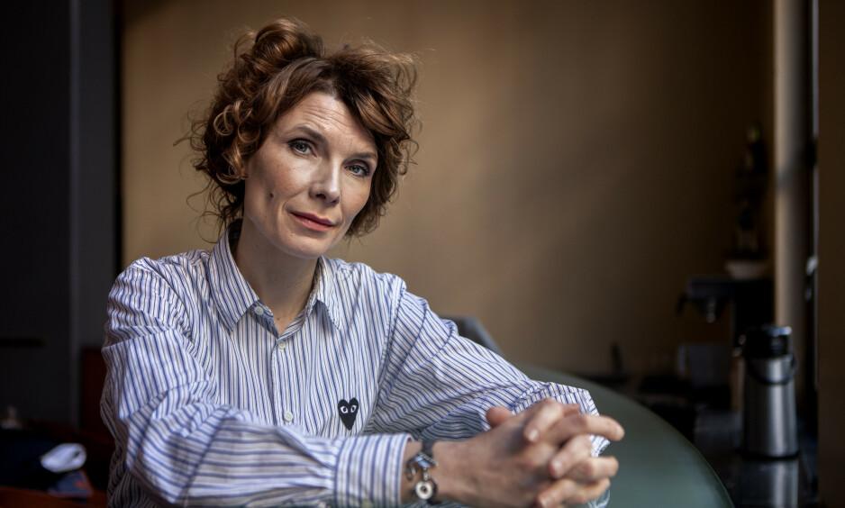 STOLT: - Jeg er en stolt kvinne, og å bli forlatt er en måte å bli blottstilt på, sier Heborg Kråkevik. Foto: Anders Grønneberg