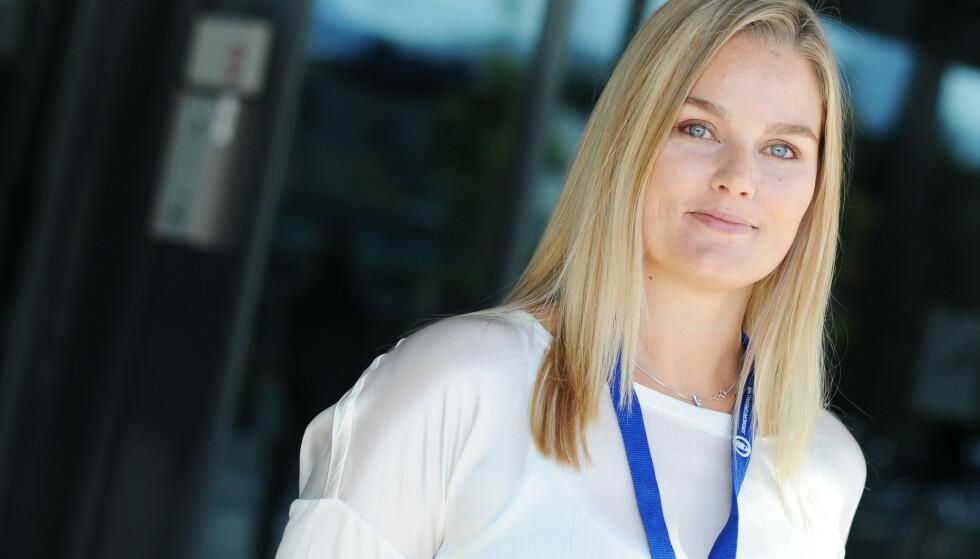 JORDMOR: - Pakk inn barnet og kontakt nødnummer, råder Hanne Charlotte Schjelderup, leder i Jordmorforbundet NSF.