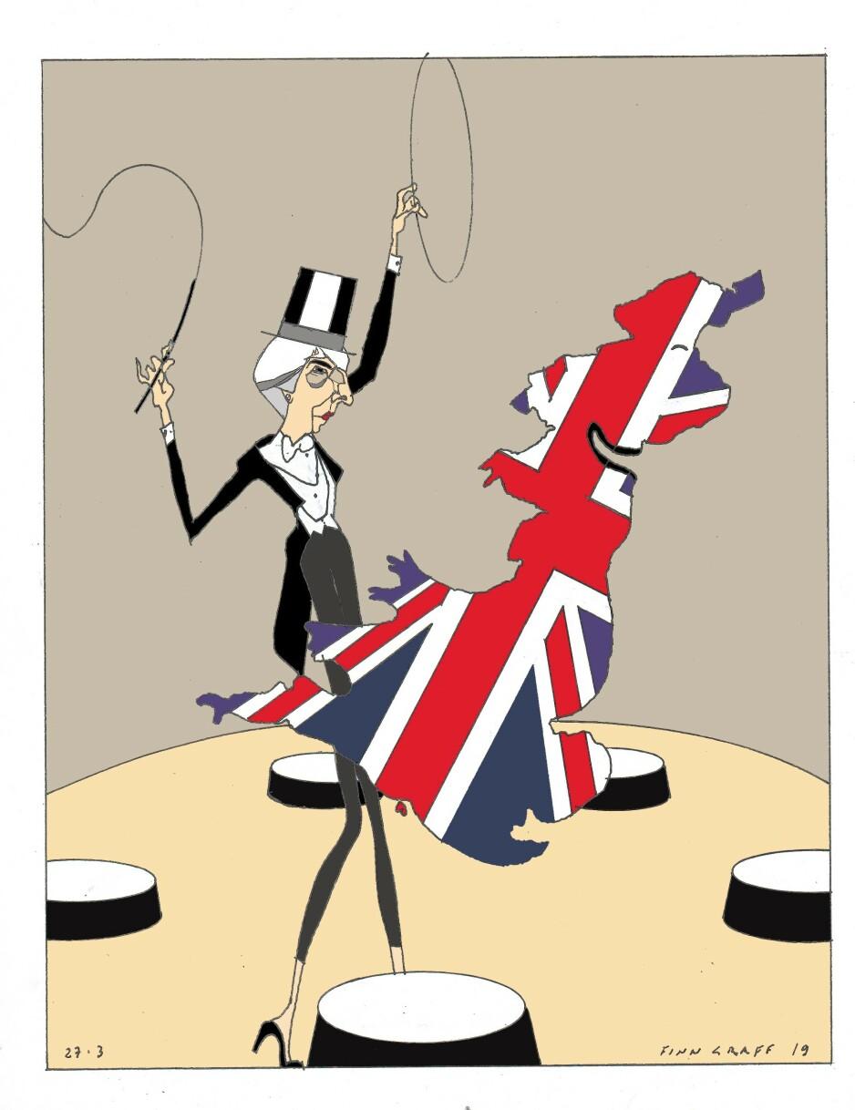 Briter uten plan