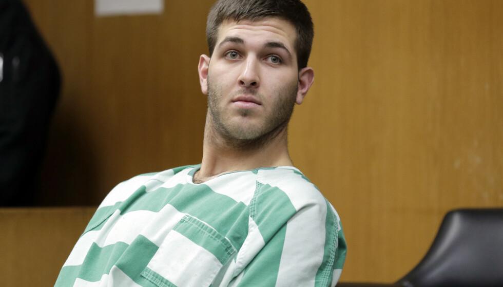 SIKTET: Anthony Comello er siktet for drapet på mafiabossen Frank Cali. Foto: AP Photo/Seth Wenig
