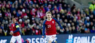 - Real Madrid vil låne Ødegaard ut til Bundesliga