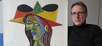 Picasso-maleri verdt 250 millioner kroner funnet etter 20 år