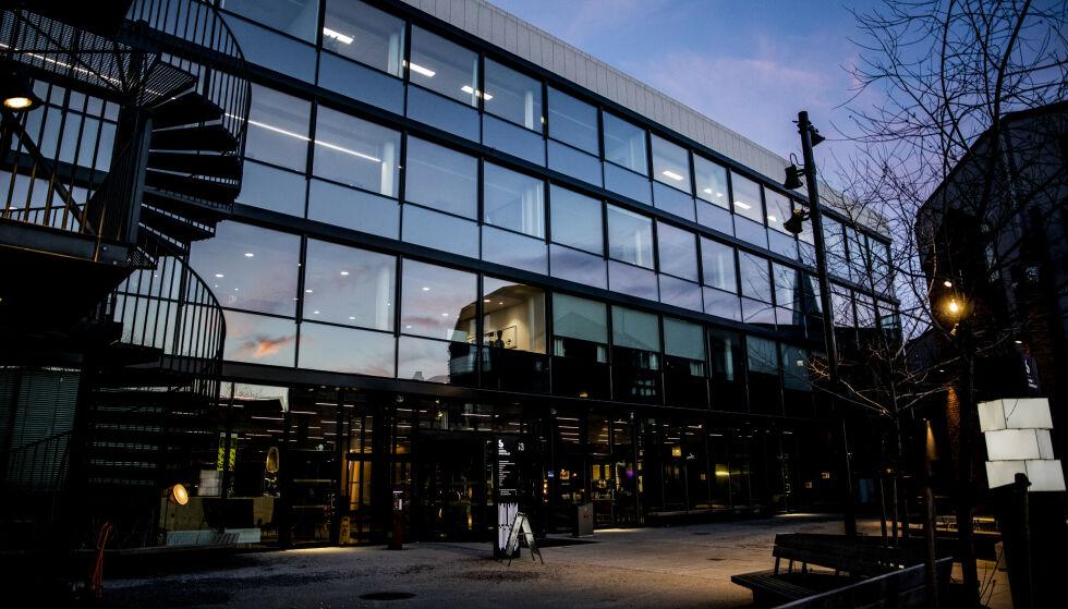 TIDAL: Den norskutviklede strømmetjenesten Tidal holder til i Oslo. Hovedledelse og eiere holder til i New York. Foto: Christian Roth Christansen / Dagbladet