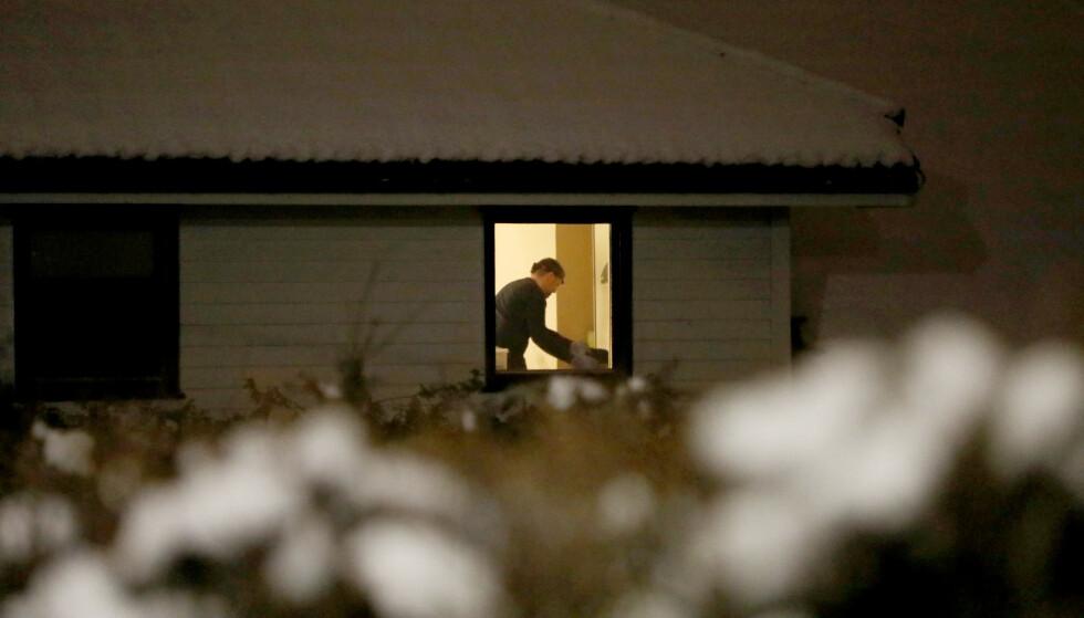 - ETTERFORSKER BREV: PST skal, ifølge NRK, etterforske enda et mistenkelig brev som er sendt til en framtredende politiker. Foto: Christian Roth Christensen / Dagbladet