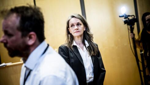 POLITISK REDAKTØR: Hanne Skartveit. Foto: Christian Roth Christensen / Dagbladet