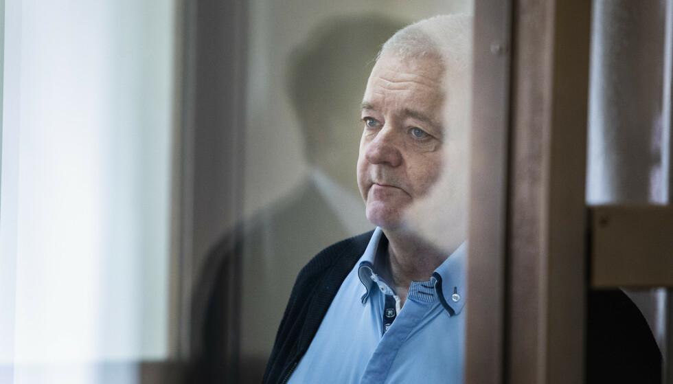 TILTALT: Frode Berg er tiltalt for spionasje, og har sittet 16 måneder i Lefortovo fengselet i Moskva. Foto: Tore Meek / NTB scanpix