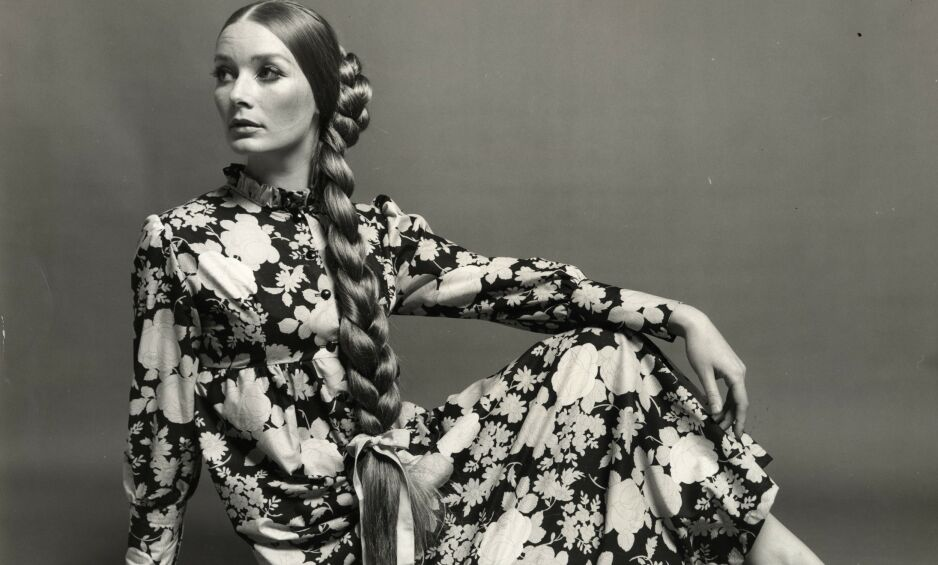 DØD: På 1960-tallet spilte Tania Mallet rollen som Tilly Masterson i «Goldfinger». På den tida gjorde hun også stor suksess som modell. Her er hun fotografert i 1966. Foto: Crispian Woodgate / NTB scanpix