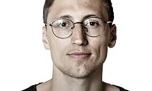STIPENDIAT: Aksel Braanen Sterri.