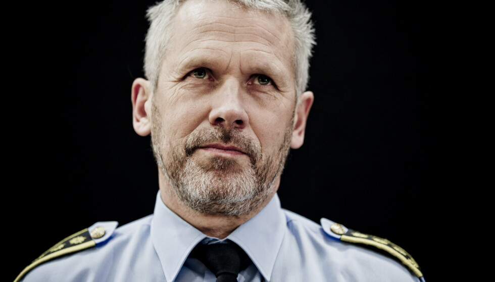 BEREDSKAPSTROPPEN: Tidligere sjef for beredskapstroppen, Anders Snortheimsmoen. Foto: Stian Lysberg Solum / NTB scanpix