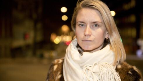 GISKE-VARSLER: Ap-politiker Line Oma var en av varslerne i Arbeiderpartiet mot Trond Giske. Foto: Torstein Bøe / NTB scanpix