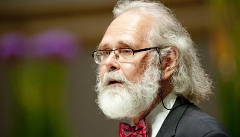 INN PÅ TEPPET: Nils Chr. Stenseth. Foto: NTB Scanpix