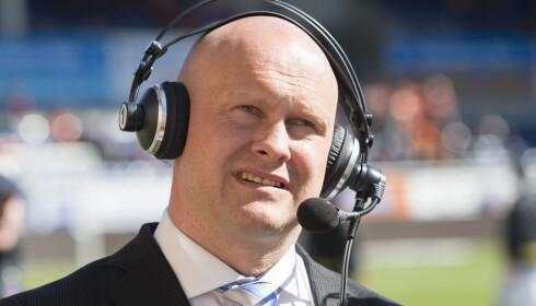 KRITISK: Eurosport-ekspert Joacim Jonsson er ikke imponert over det Rosenborg har foretatt seg i vinter. Foto: NTB/Scanpix