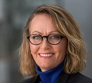 GRØNT LYS: Professor Ranghild Silkoset peker på at det har kommet flere interessante merkeordninger for sunn mat i USA og EU. Foto: BI