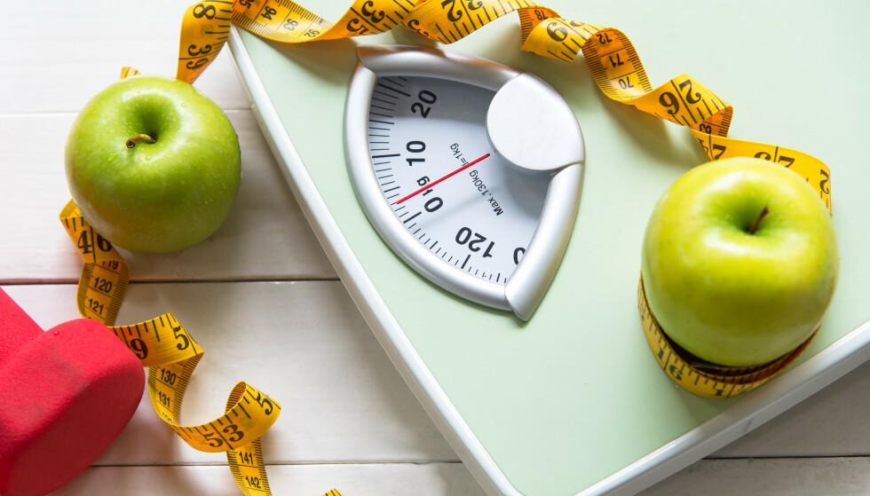 RIKTIG DIETT: Resultatene fra Direct-studien viser at det er mulig for mange pasienter med diabetes type 2 å få normalt blodsukker uten bruk av medisiner. Foto: Shutterstock