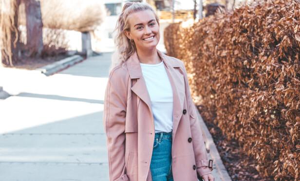 FLERE FØLGERE: Andrea Sveinsdottir opplevde et økt følgerantall etter å ha lukket Instagram-profilen sin. Foto: Privat