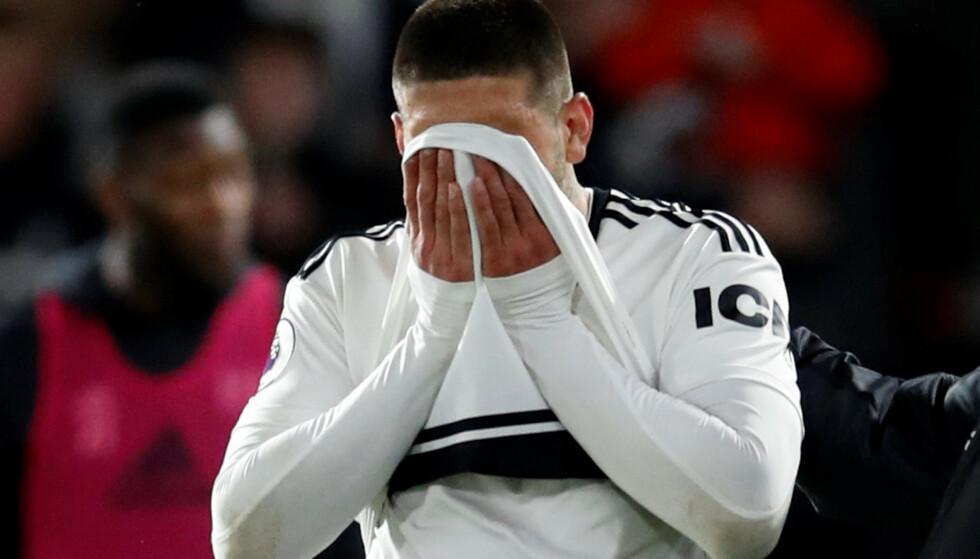 NEDRYKK: Fulham skal ikke spille i Premier League neste sesong. Foto: REUTERS/David Klein