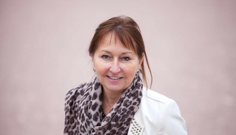 ALVORLIG: Styreleder i Kommunesektorens interesse- og arbeidsgiverorganisasjon i Norge (KS), Gunn Marit Helgesen, mener det er svært alvorlig at så mange lokalpolitikere opplever hets og trusler. Foto: KS