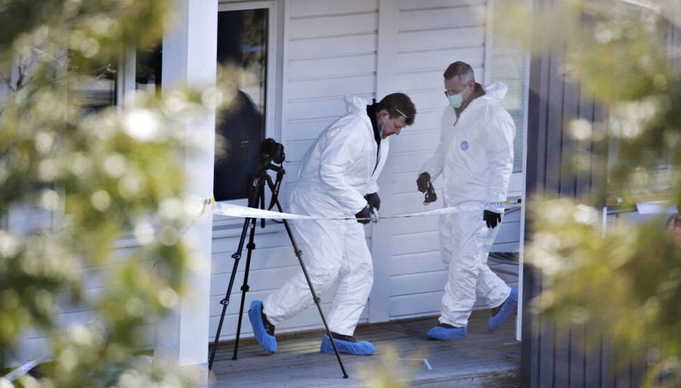 DØDSFALL: En kvinne i 30-åra er funnet død på Strømmen i Akershus, etter at politiet ble tipset om «en alvorlig straffbar handling». Foto: Bjørn Langsem