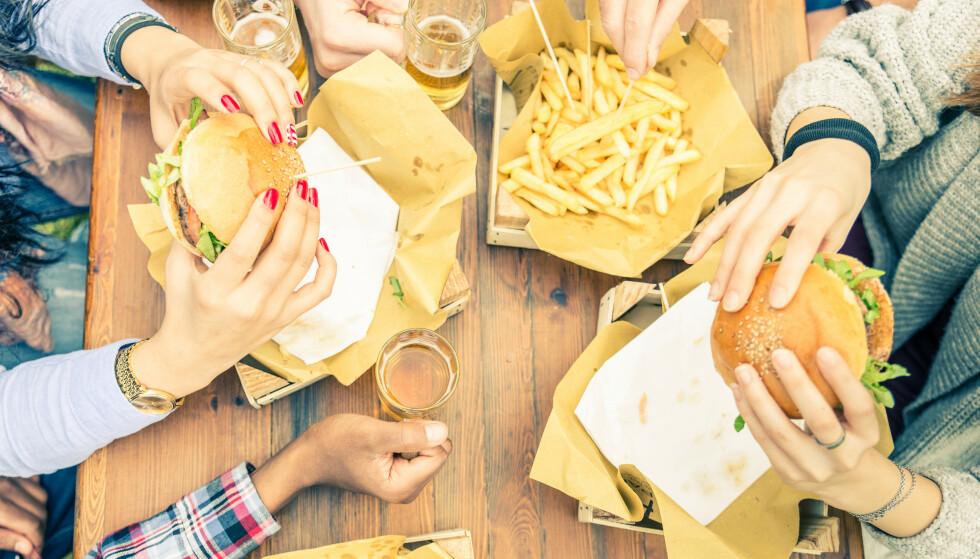 KOSTHOLD DREPER: Rødt kjøtt, prosessert kjøtt, salt og fett: Hvert femte dødsfall skyldes ununne vestlige matvaner, viser ny studie. Illustrasjonsfoto: oneinchpunch / Shutterstock / NTB scanpix