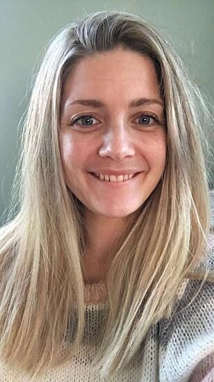 SJELDENT: - Reaksjoner, som i Amys tilfelle, er heldigvis sjeldne, sier Katharina Myhre Lund i Norges Astma- og Allergiforbund. Foto: Privat