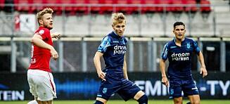 Ødegaard-lekkerbisken mot PSV