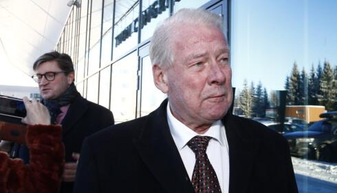 - UKLOKT: Carl Ivar Hagen (Frp) er ikke begeistret for regjeringens forslag. Foto: NTB Scanpix