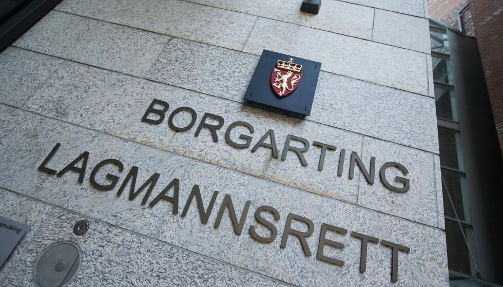 DØMT: Mannen ble dømt i Borgarting lagmannsrett før helga. Foto: Trond Reidar Teigen / NTB scanpix