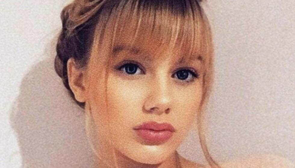 FORSVUNNET: Rebecca Reusch ble meldt savnet mandag 18. februar. Siden har ingen sett henne. Foto: Politiet