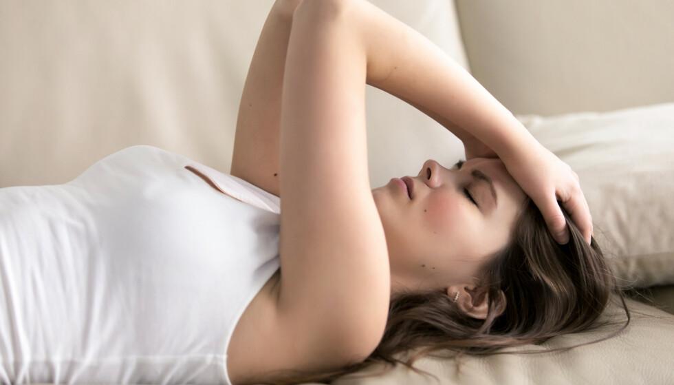 SMERTEFULLT: Et av kjernesymtomene ved ME er muskelsmerter og følelse av utmattelse som blir verre ved anstrengelse. Fortsatt er det ingen medisiner som er vist å virke mot tilstanden. Foto: NTB Scanpix.