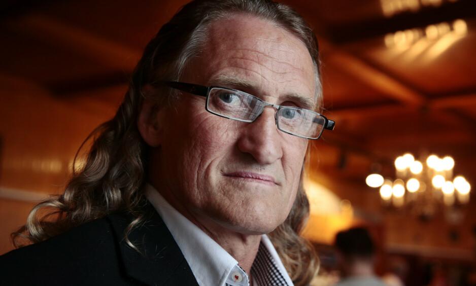 MEDVIRKER: I 2004 var Erling Havnå en av ranerne som tok seg inn på tellesentralen i Stavanger. Nå medvirker han i en minidokumentar om ranet, der en politimann mistet livet og 57,4 millioner kroner ble stjålet. Foto: NTB scanpix