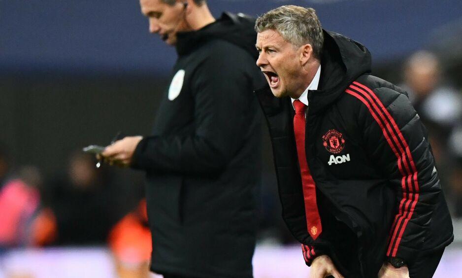 Ole Gunnar Solskjær innrømmer å ha benyttet seg av Fergusons beryktede «hårføner» i United-garderoben.