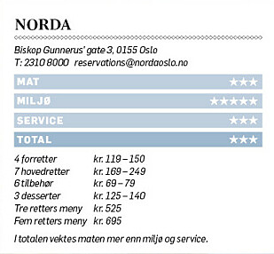 Stordalens nye restaurant: - Makkverk